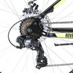 "Progear Rover 26"" Folding MTB Bike - Black"