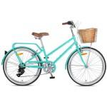 "Progear Pomona Petite 13"" Girls Retro Bike - Mint"