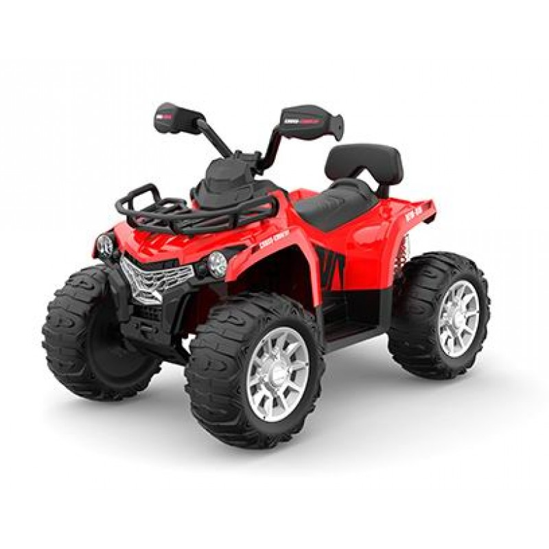 Go Skitz Rover Electric Quad Bike Red