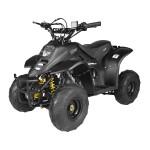 GMX 110cc Ripper-X Junior Kids Quad Bike - Black