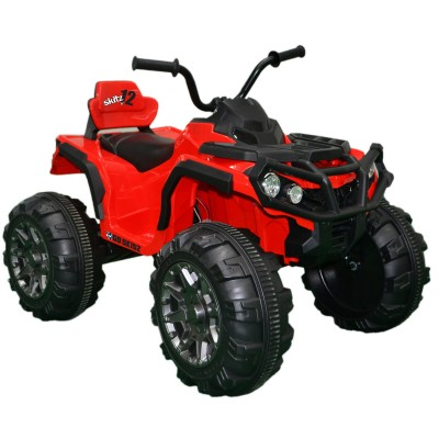 Go Skitz Adventure Electric Quad Bike Red