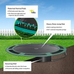 OZ Trampolines 14 Ft. In-Ground Trampoline