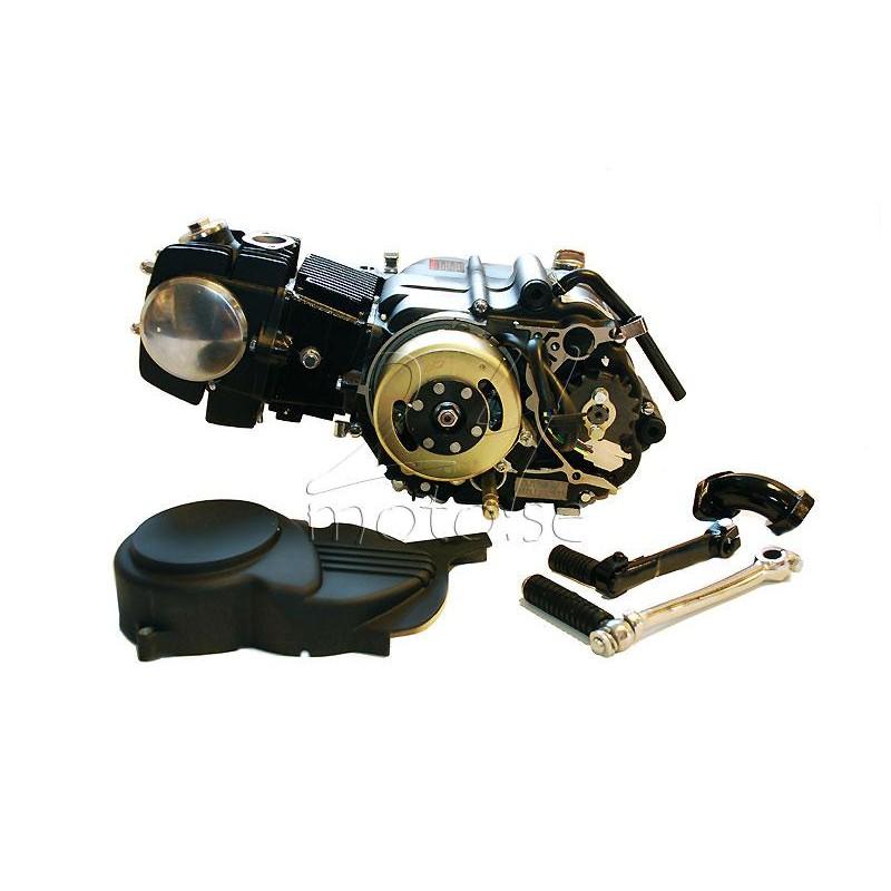 X on Lifan 125cc Motor Engine