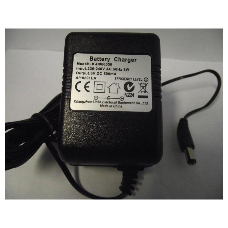 Lenoxx 6V PM500 Charger