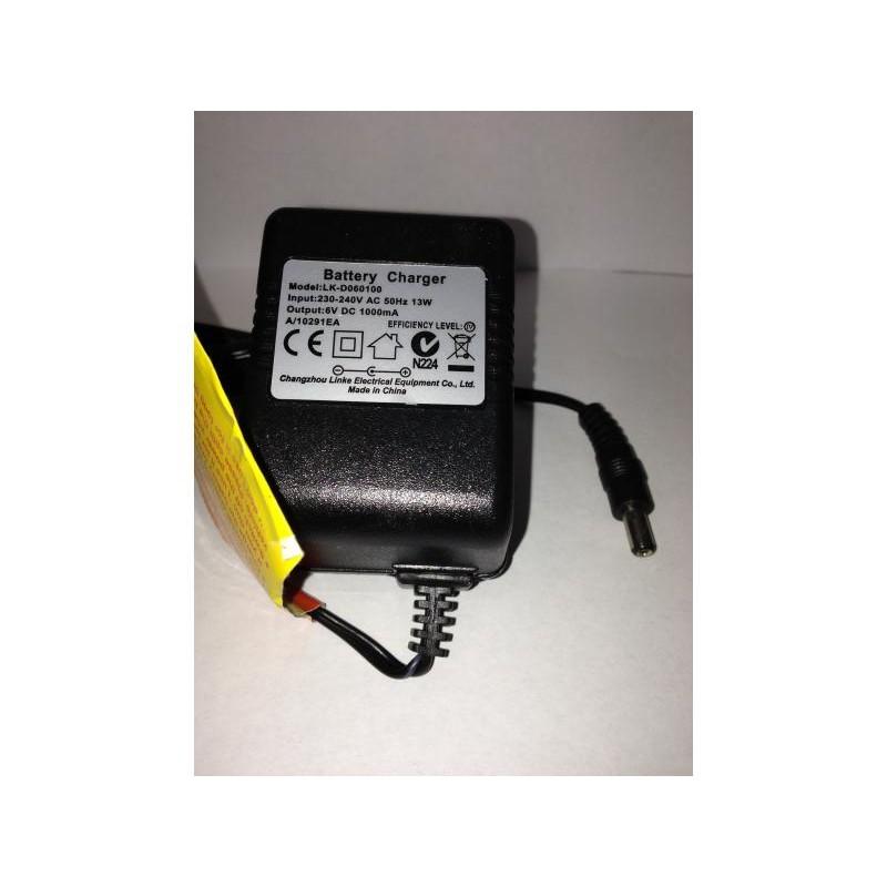 Lenoxx 6V PM1000 Charger