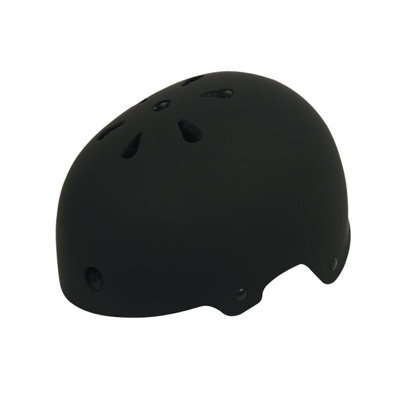 Azur U80 Skate Helmet Small - Gloss Black