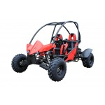 GMX GKT150 150cc Dune Buggy Red