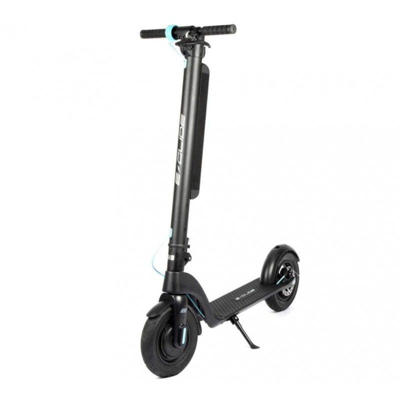 E-Glide G120 Electric Scooter - Black Blue